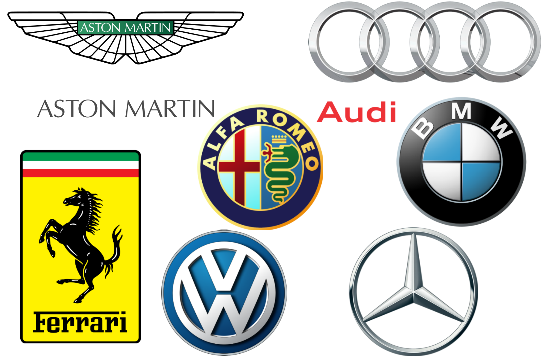 european car company logo European cars, Car brands