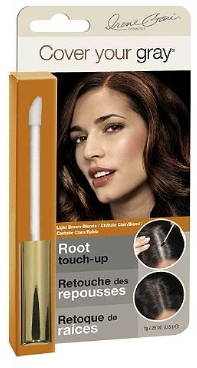 Cover Your Gray For Women Root Touch Up Light Brownblonde 025 Oz