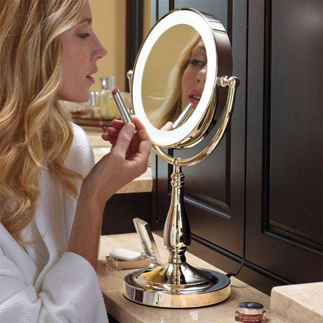 Touch Light Vanity Mirror Lighted Vanity Mirror Mirror