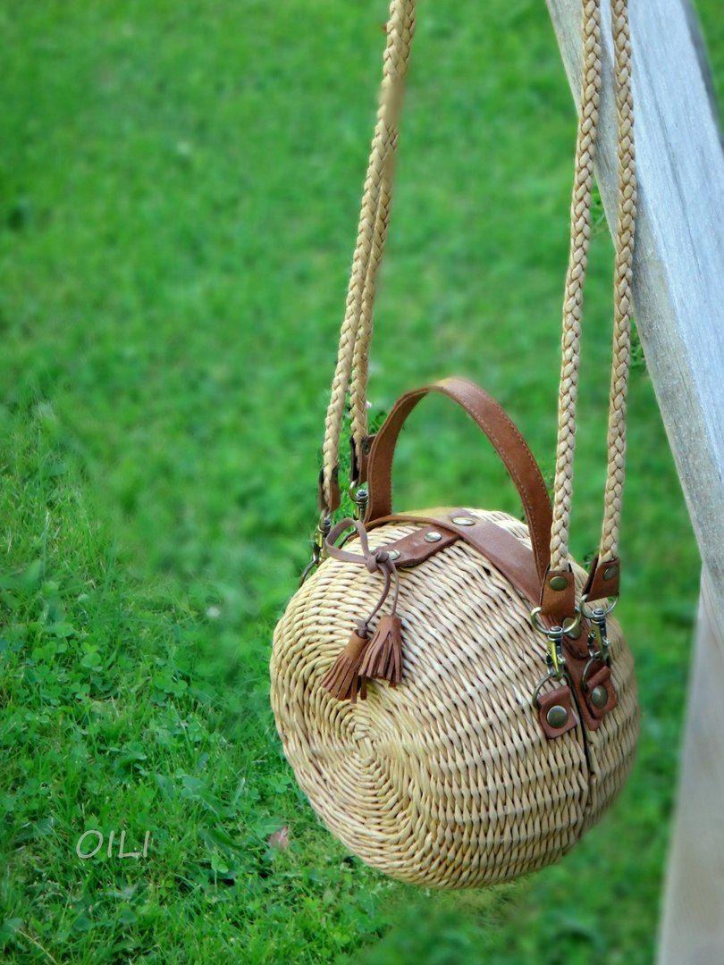плетеные сумки своими руками фото том числе сериале