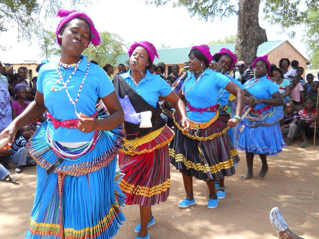 Xibelani dance - Tsonga Women - #DanceKaPunchnama