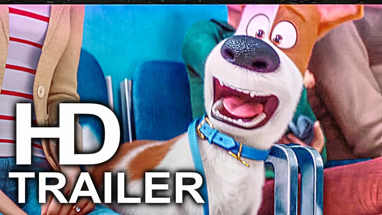 Check Out The Official The Secret Life Of Pets 2 Trailer Starring Tiffany Haddish In Theaters June 7 2019 The Secret Life Of Pets Secret Life Hd Trailers