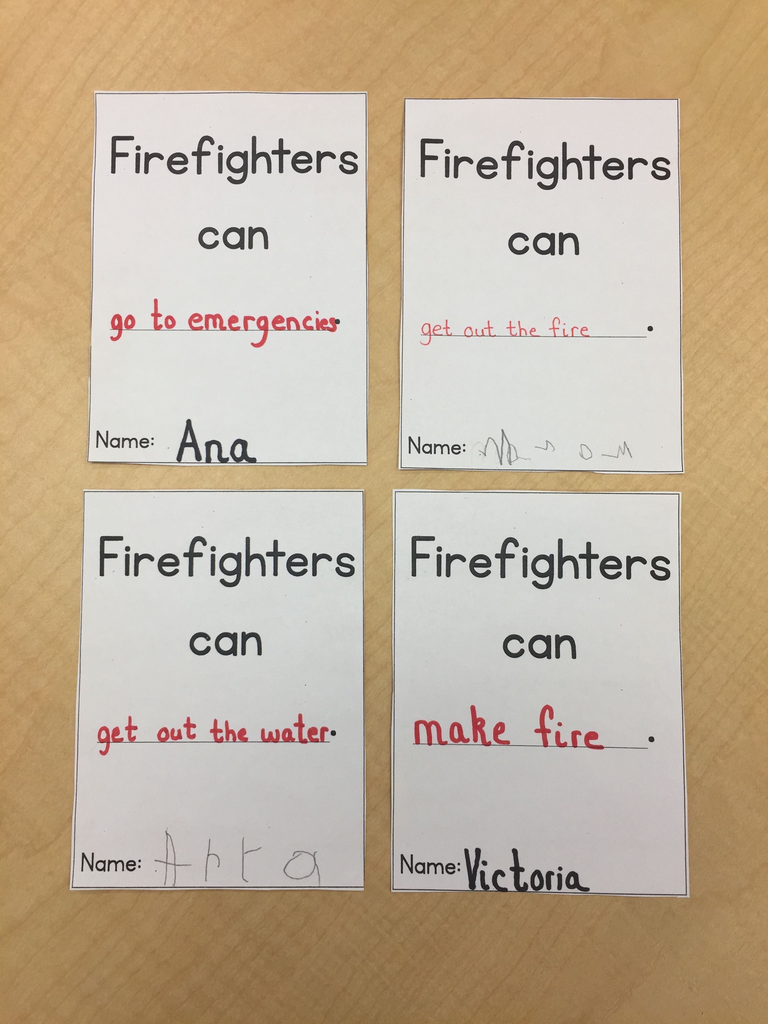 Firefighters Can