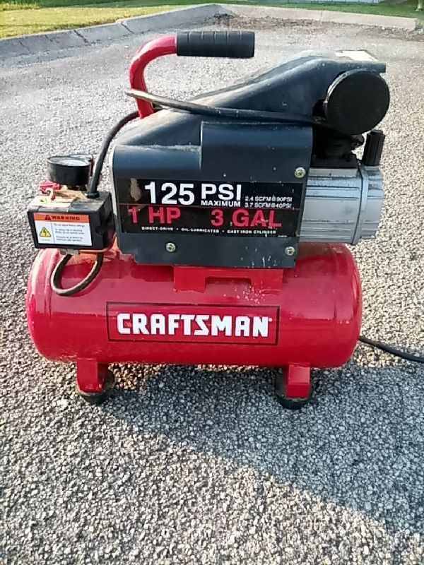 Craftsman air compressor for Sale in Powell, TN OfferUp