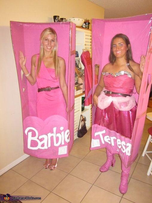 Barbie Halloween Costume Kids.Barbie And Teresa Halloween Costume Contest At Costume Works Com
