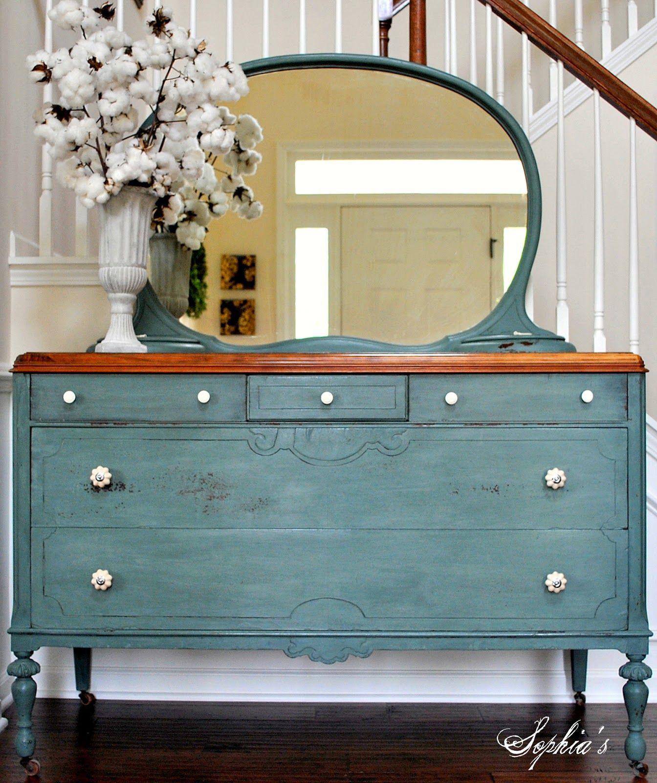 Sophia S Milk Paint Dresser Home Goods Decor Furniture Painted Furniture