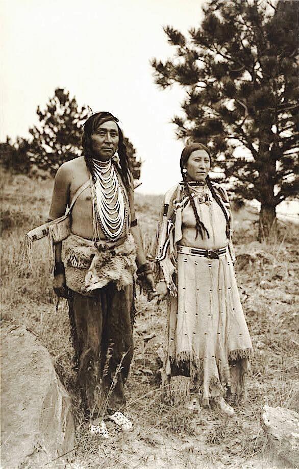 23 Photos and History Native American Names