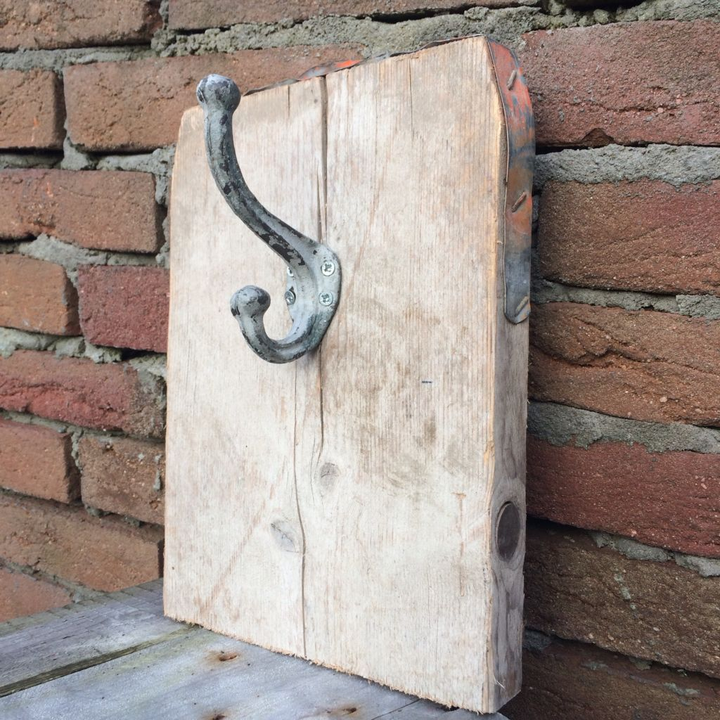 Hooked-on-wood!