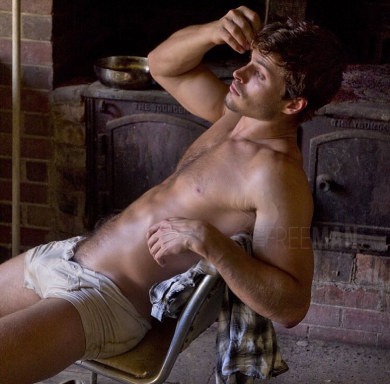Paul Freeman Photography No Stripes But Hey Hombres Hombres