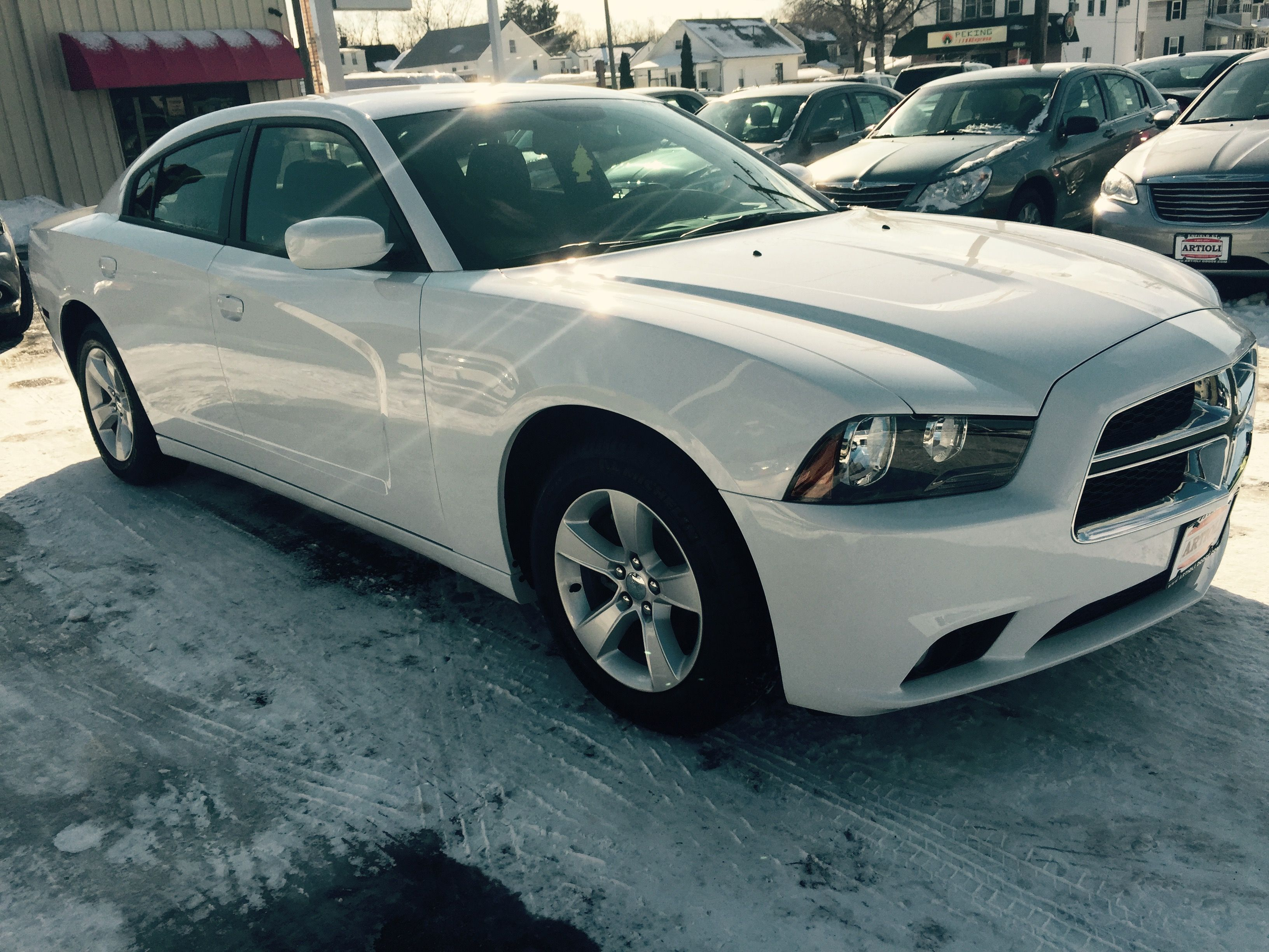 Great deal on this Dodge Charger  artiolidodge.com