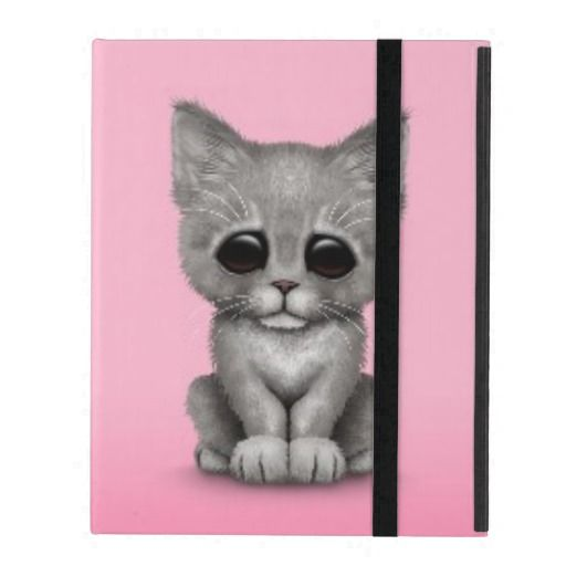 @@@Karri Best price          	Sad Cute Gray Kitten Cat on Pink iPad Cases           	Sad Cute Gray Kitten Cat on Pink iPad Cases We have the best promotion for you and if you are interested in the related item or need more information reviews from the x customer who are own of them before please follo...Cleck Hot Deals >>> http://www.zazzle.com/sad_cute_gray_kitten_cat_on_pink_ipad_cases-256982086501653017?rf=238627982471231924&zbar=1&tc=terrest