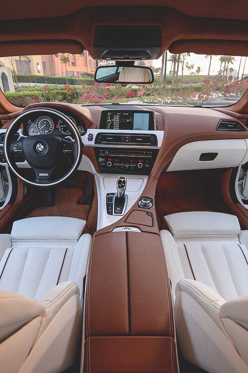 Leather Interior Stuff Cars Luxury Cars Bmw