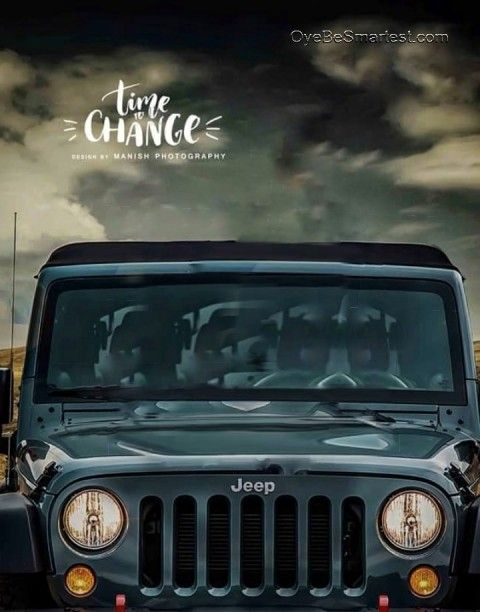 Car Picsart Cb Edit Jeep Background Hd