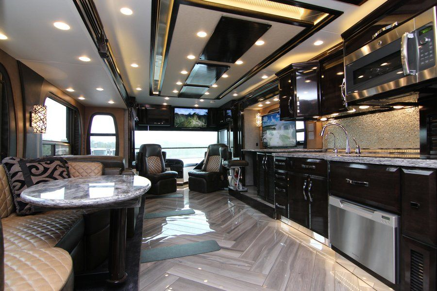 2015 Newmar King Aire 4553 Class A Diesel Motorhome (Stock