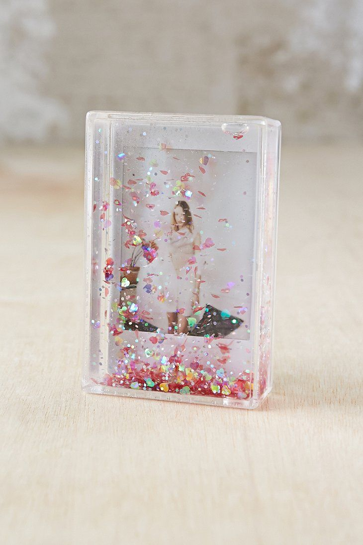 Mini Instax Glitter Picture Frame | Pinterest | Glitter pictures ...