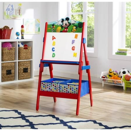 delta children mickey mouse activity easel walmart com oni poni