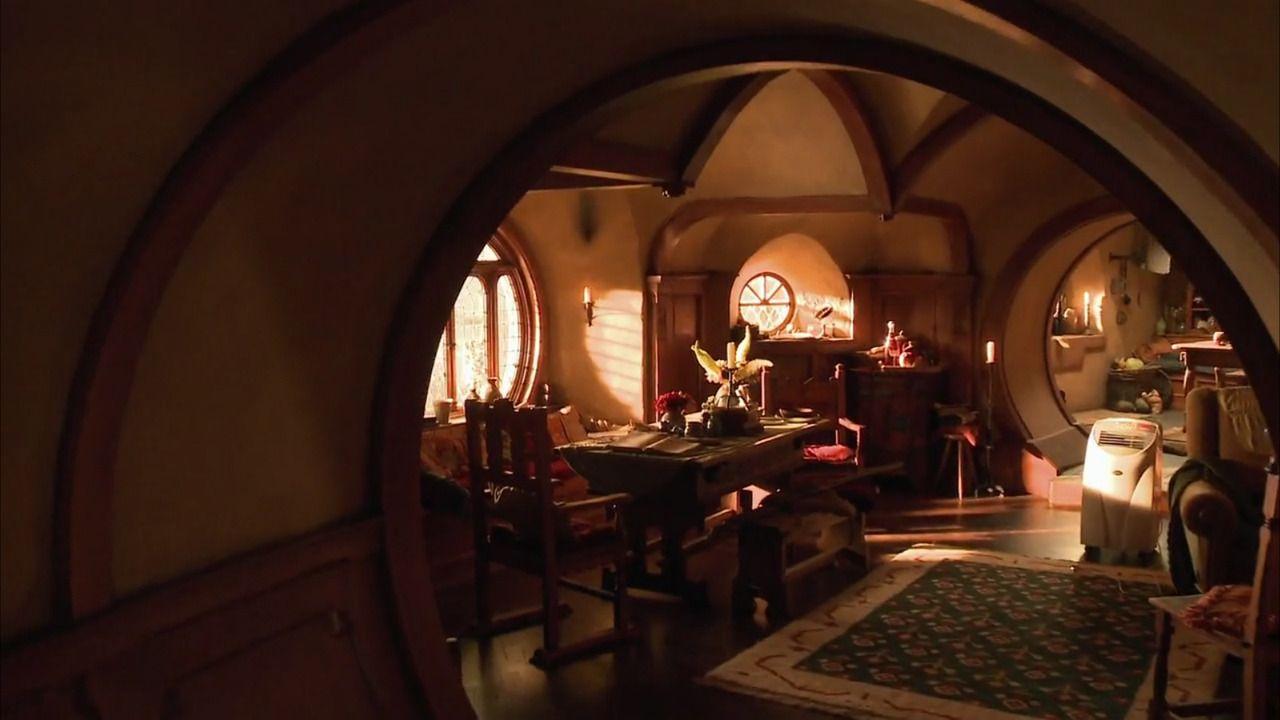 Hobbit Haus Von Innen