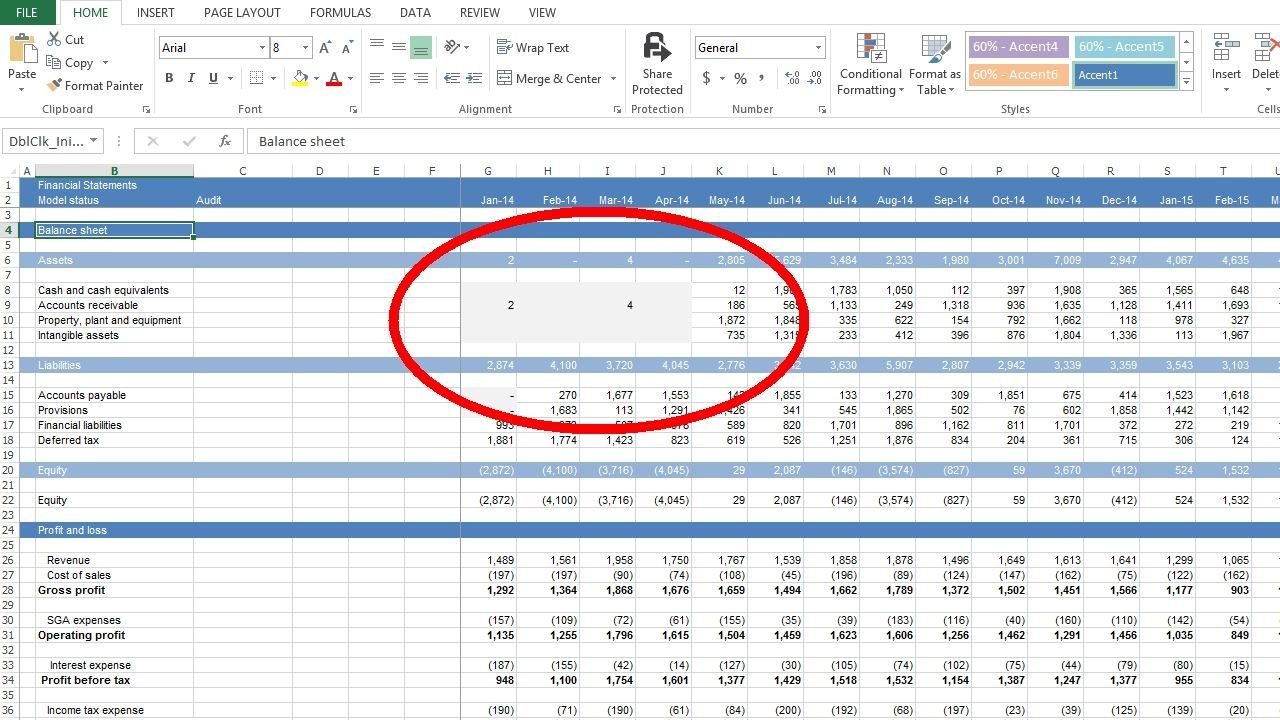 Excel Spreadsheet in 2020 Spreadsheet template