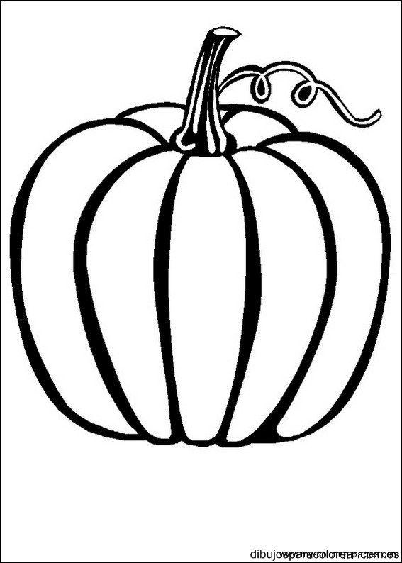 hoja para colorear de otoño | Fall - El otoño | Pinterest | Colorear ...