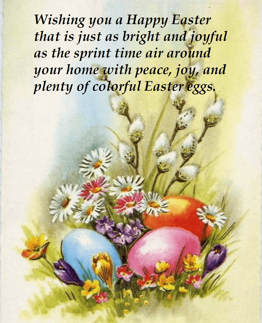 Happy Easter 2018 Wishes Messages Images In 2020 Happy Easter Happy Easter Wishes Easter Poems