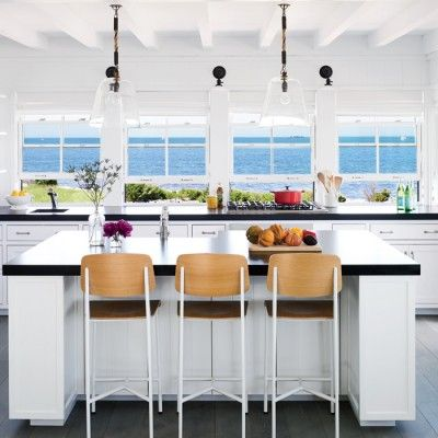 25 Beach House Kitchens  Beach House Kitchens Center Stage And Impressive Kitchen Design Massachusetts Inspiration Design