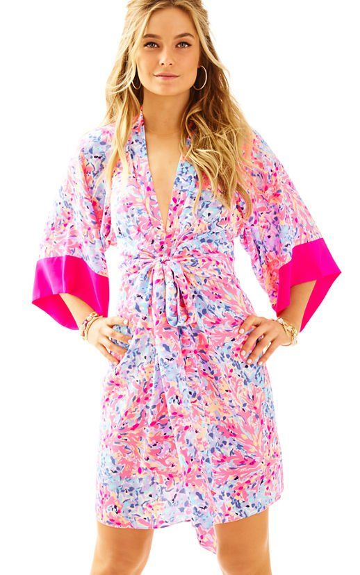 Kimora Kimono Dress: NOW $84 | Lilly Pulitzer: After Party Sale ...
