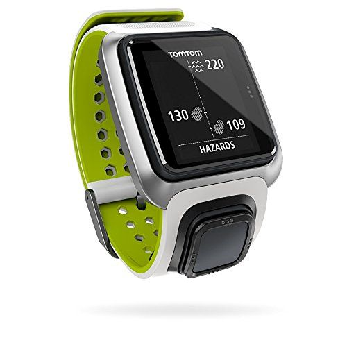 TomTom Golfer (White) * Want additional info? Click on the image.