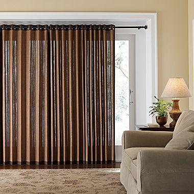 Naples Grommet Panels Jcpenney Bamboo Panels Patio