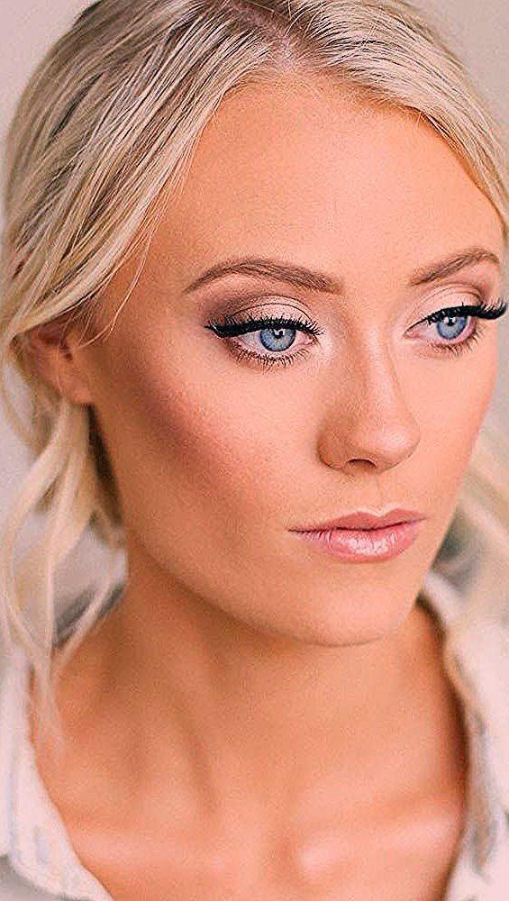Photo of 30 Zauberhaftes Brautjungfern-Make-up für jede Frau   Hochzeit vorwärts