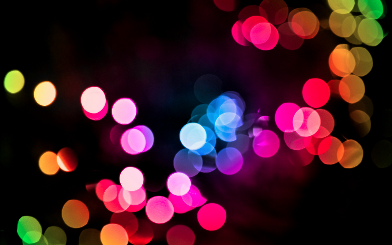 Blurry Lights Computer Wallpapers Desktop Backgrounds High