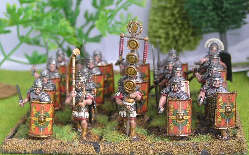 Roman Legionaires (Warlord Games) - Page1