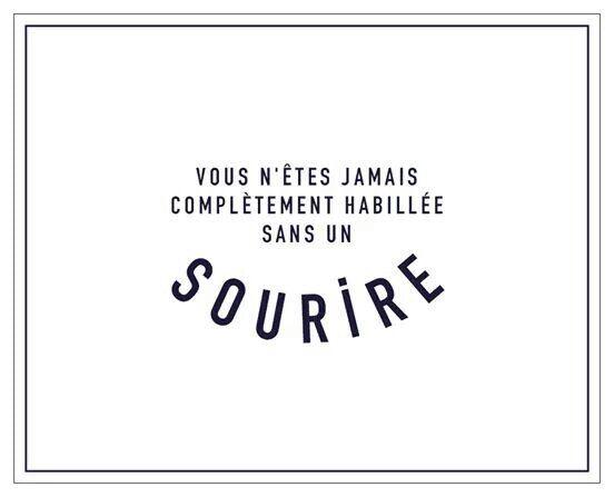 Andre #citationdujour #citation #penseespositives #mode #sourire