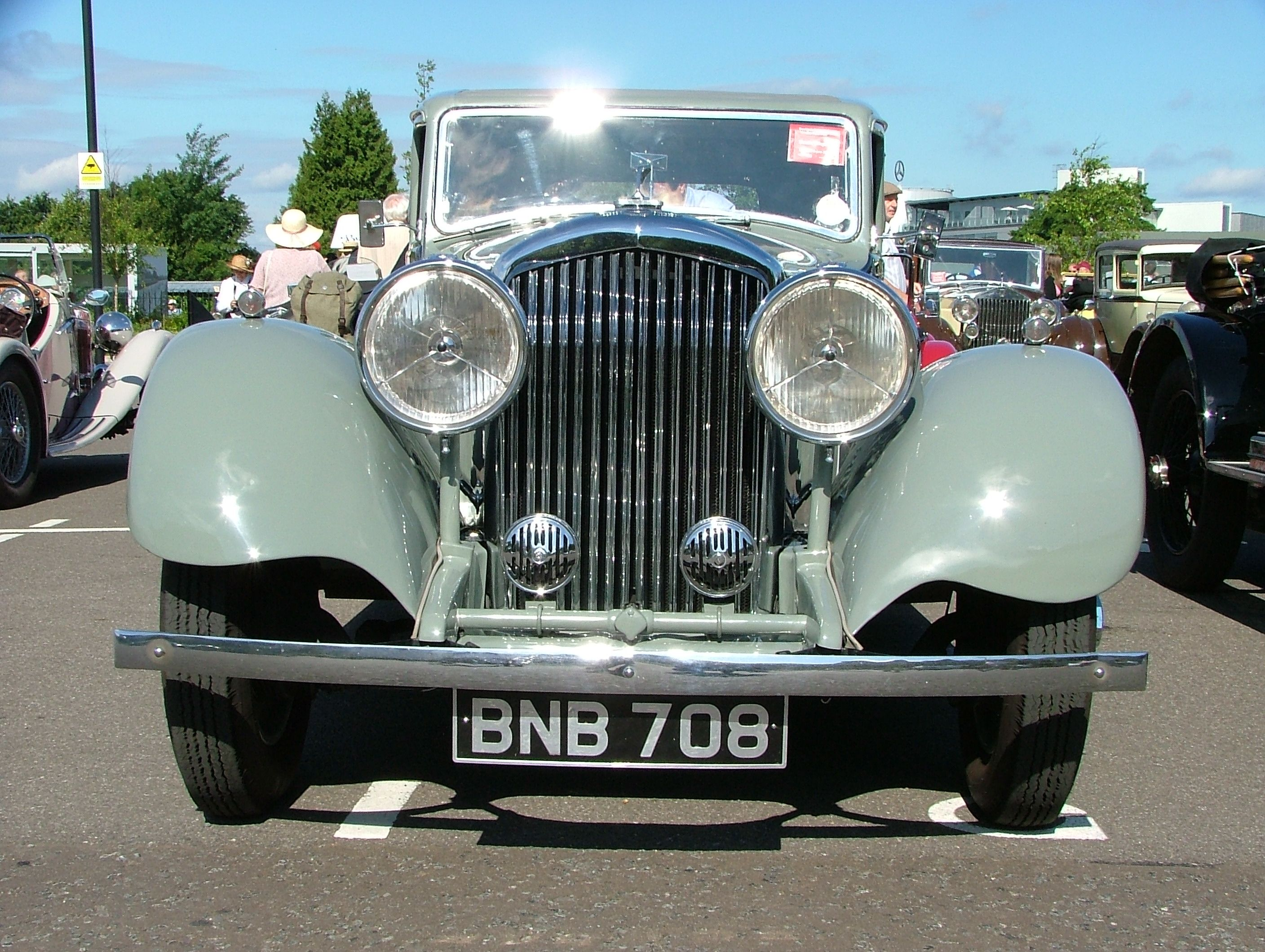 Derby Bentley | British Classic Cars from the 30\'s through the 60\'s ...