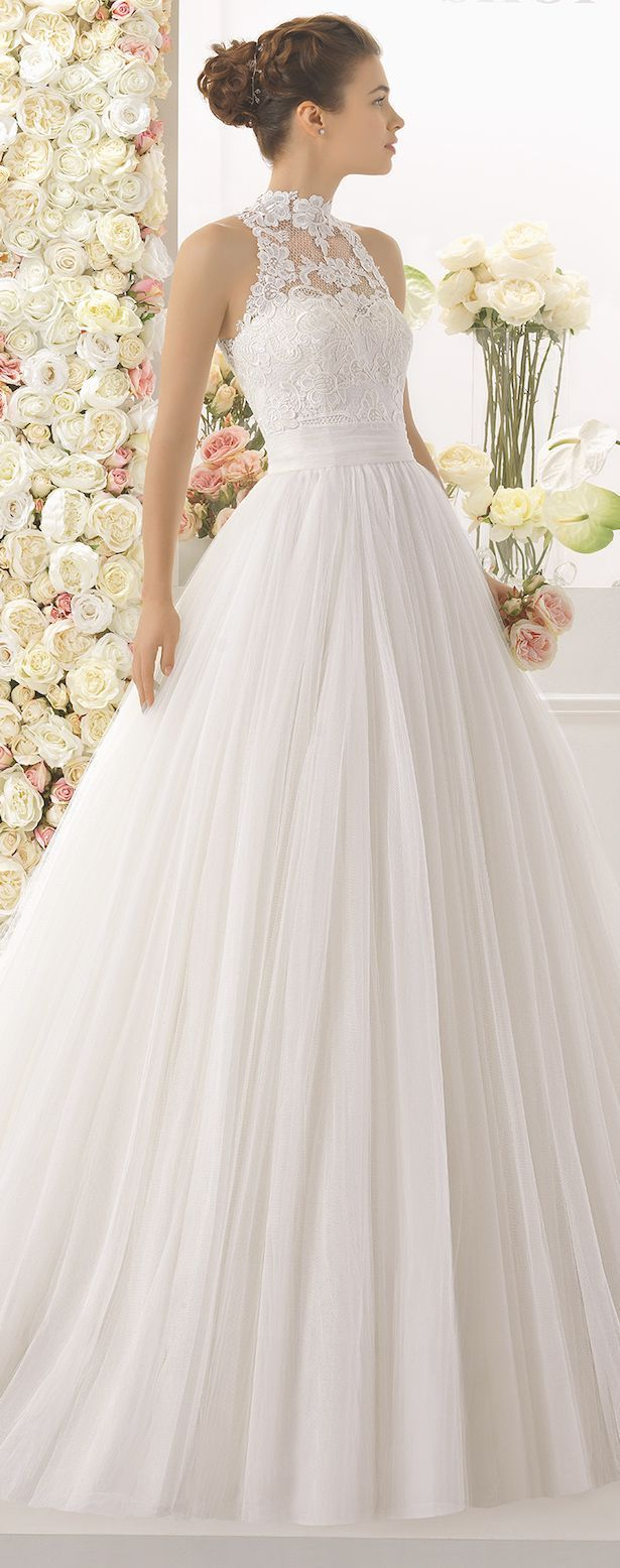 Aire barcelona wedding dresses  Wedding Dresses by Aire Barcelona  Bridal Collection u Part