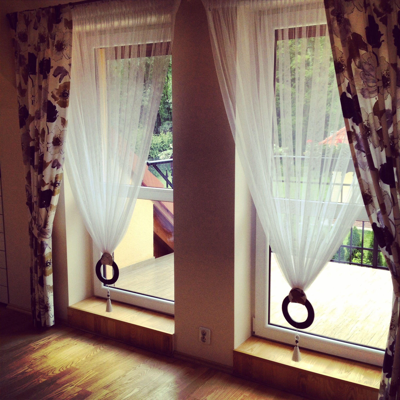 Wystroj okien salon