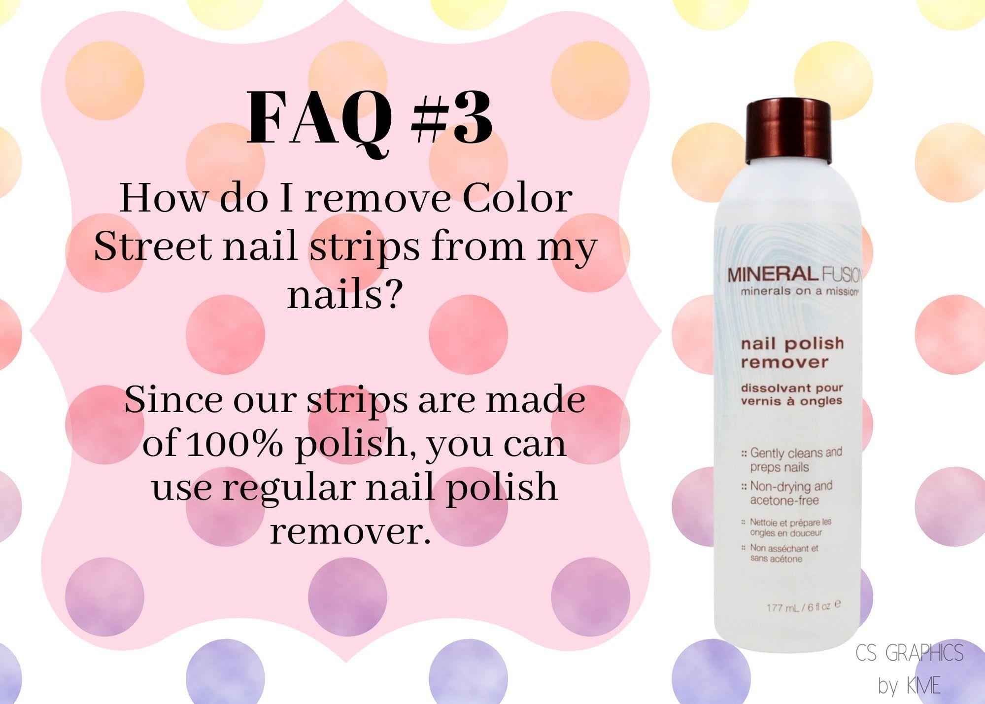 Color Street Facts 3 Color Street Nails Color Street Color