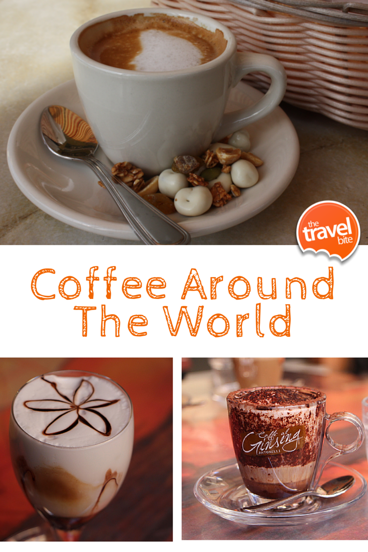 Coffees Of The World Coffee Recipes Food Chocolate Covered Coffee Beans
