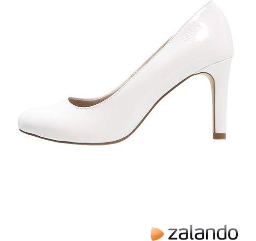 Scarpe Sposa Zalando.S Oliver Decollete White Zalando Bianco Sintetico Scarpe