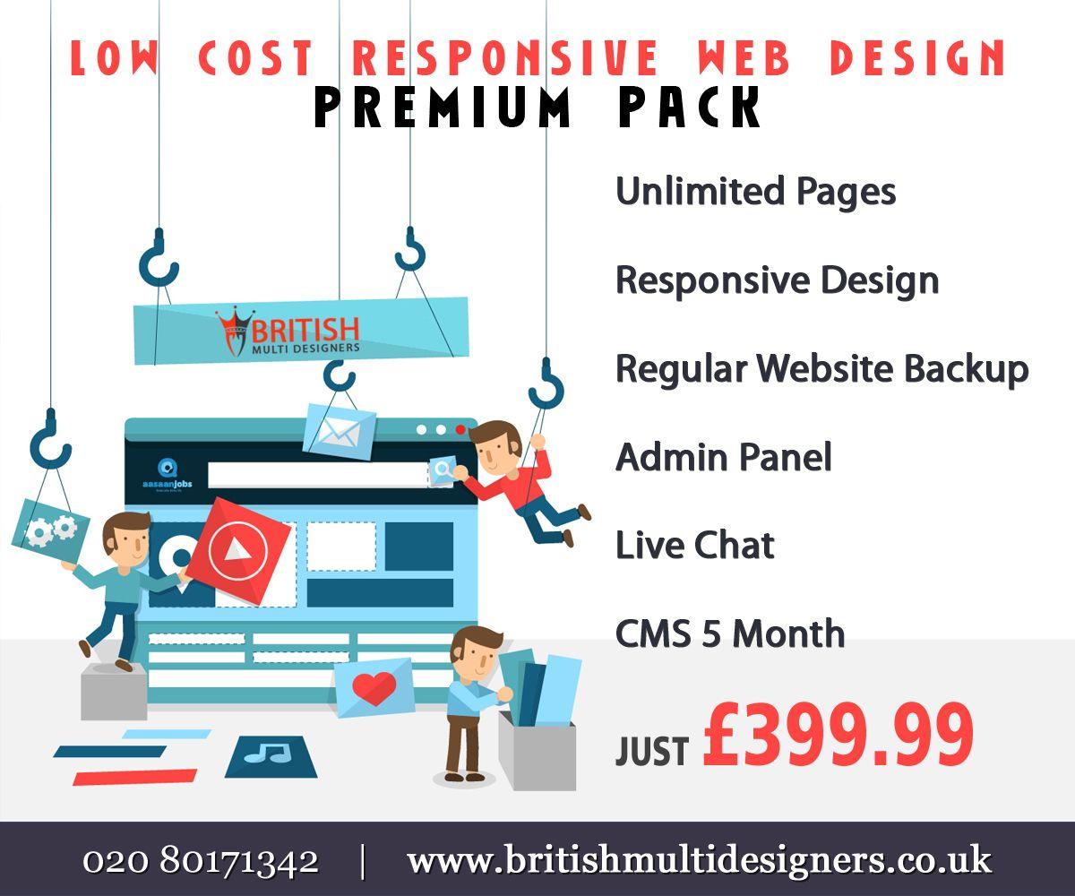 Web Design Price List Uk Web Design Web Design Pricing Business Website Design