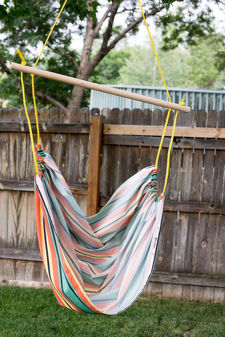 4 stylish easy and cozy diy hammock stand ideas for the