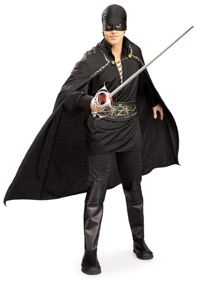 Disfraz El Zorro en 2019  3df807c677f