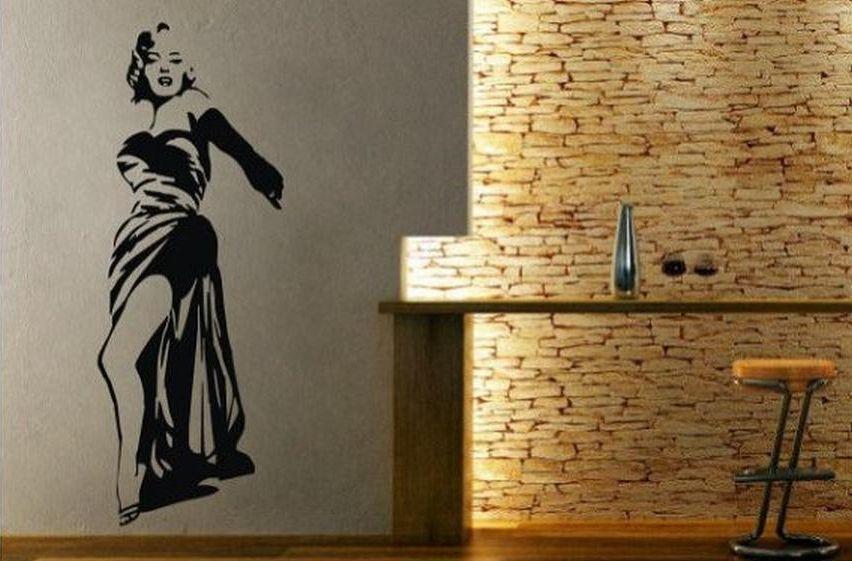 La tienda de PAPELPINTADOYVINILOS le ofrece una amplia gama de productos para la decoración de su hogar. Encontrará Vinilos decorativos, papel pintado, stiker, fotomurales para paredes, neveras, puertas… etc. Descubre una bonita y original decoración por muy poco dinero ¡Disfruta de tu ambiente ideal! http://www.papelpintadoyvinilos.com/vinilos-decorativos-personajes/vinilos-decorativos-marilyn-monroe-aqm4323.html