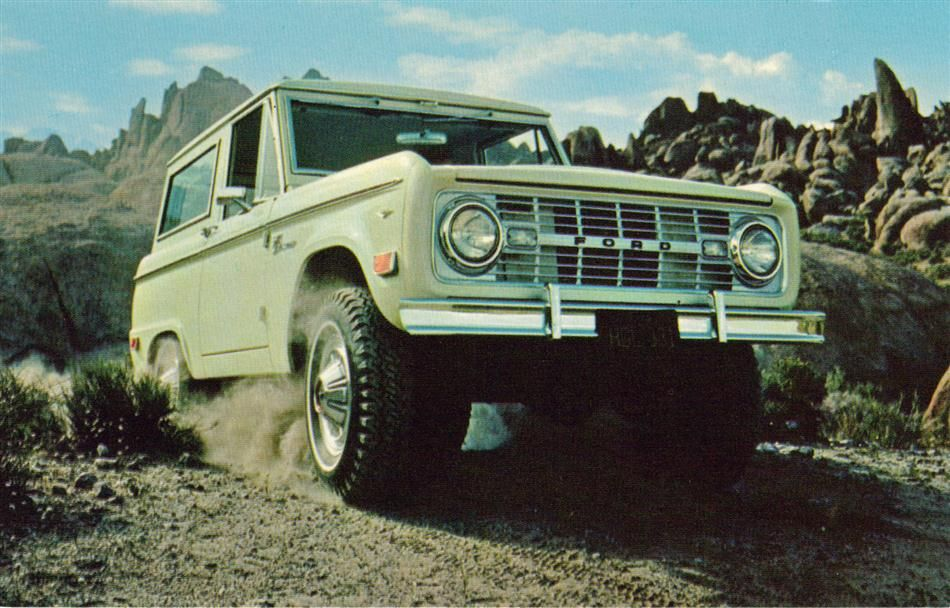 american cars Four Wheels. Pinterest Ford bronco
