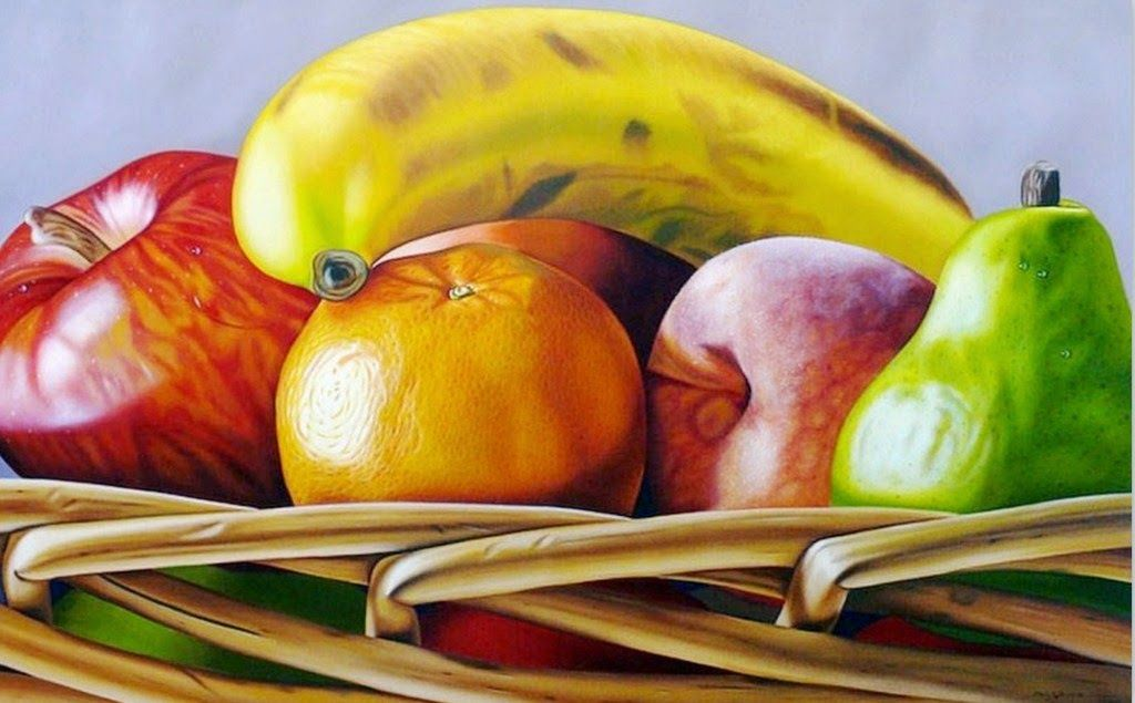 Bodegones De Frutas Y Jarrones Buscar Con Google Con Imagenes