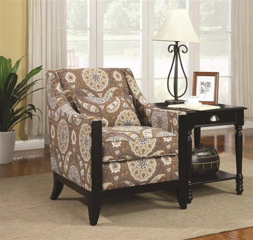 Best The Most Lovely Of Paisley Accent Chair Designs 2020 400 x 300