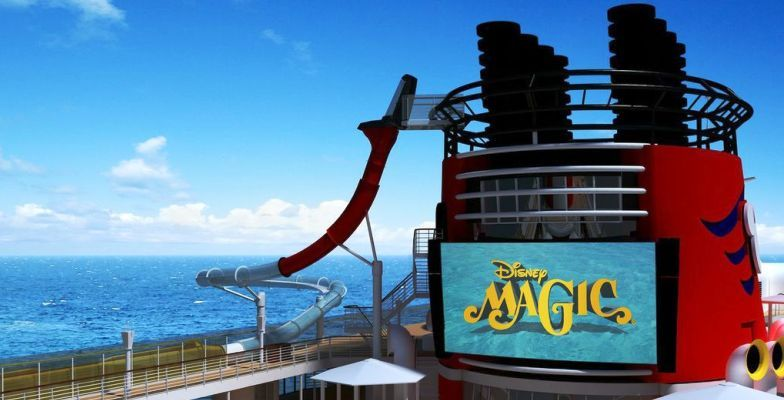 We're so excited to see the revamped Disney Magic ...