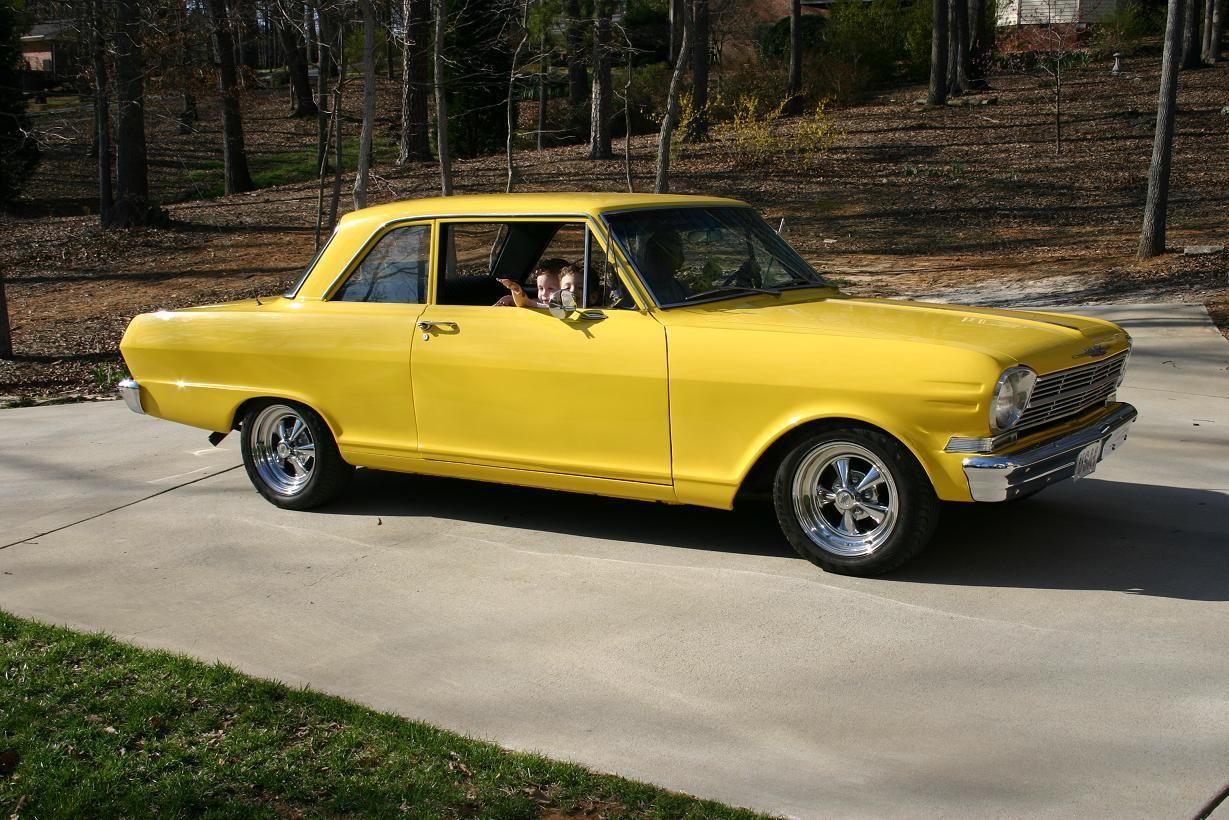 1962 Chevy Nova 1962 Chevy Ii Nova For Sale Or Trade Nice Car