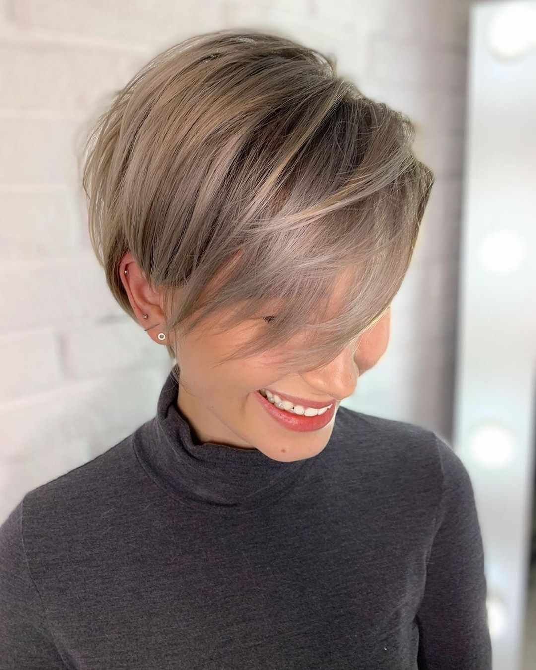 Latest Short Hairstyles For Winter 2020 Latest short