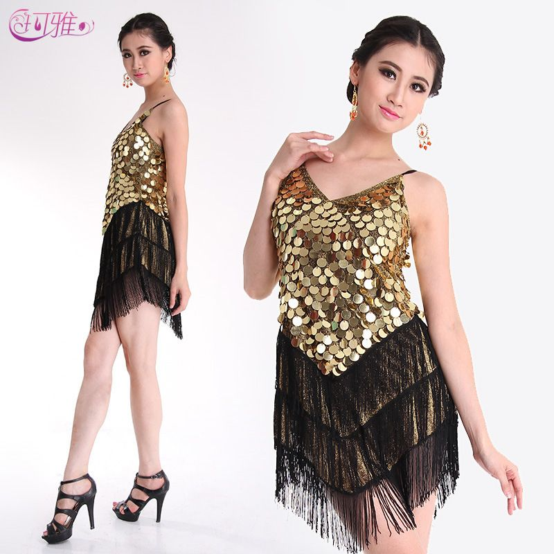 6298b563d5ef Cheap dress times, Buy Quality dress down pencil skirt directly from China  skirts womens Suppliers: 2016 New arrivals sexy fringe latin dance dress  sequin ...