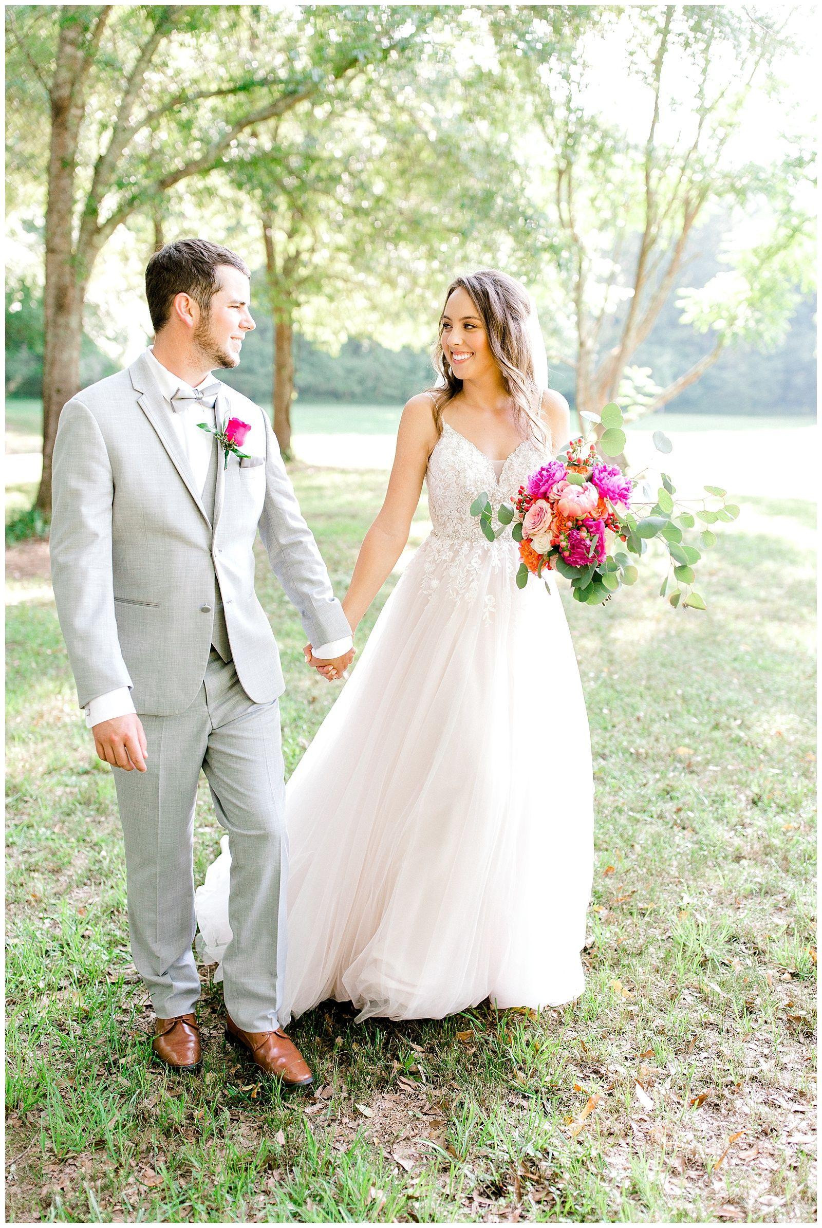The Cooper Wedding Bright Colorful Wedding Wedding